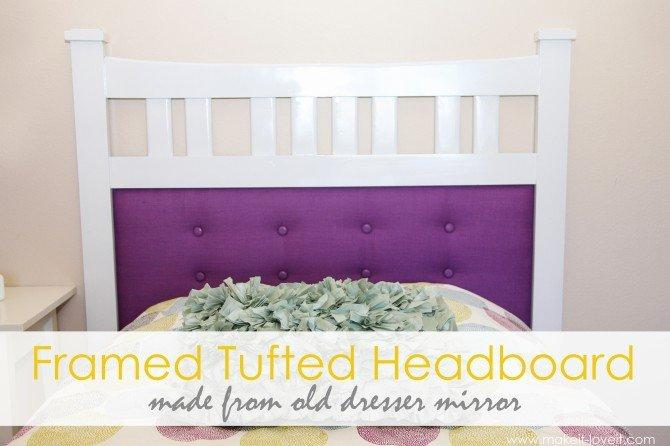 10 Dreamy DIY Headboards To Transform Your Bedroom