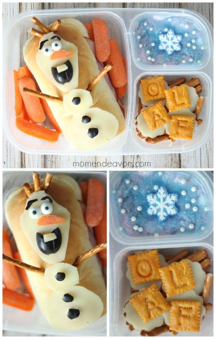 make 14 snacks and meals with olaf from disney 39 s frozen. Black Bedroom Furniture Sets. Home Design Ideas