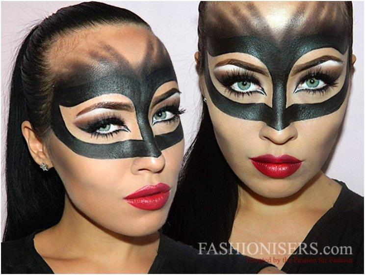 13 Easy And Amazing Halloween Make Up Tutorials - Make Up Tutorial Halloween