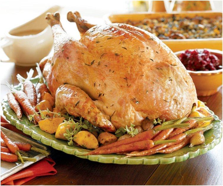 8 Complete Thanksgiving Dinner Menus Prepared In No Time Flat