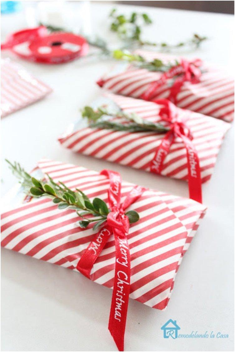 Effortless ways to wrap and pack your christmas presents