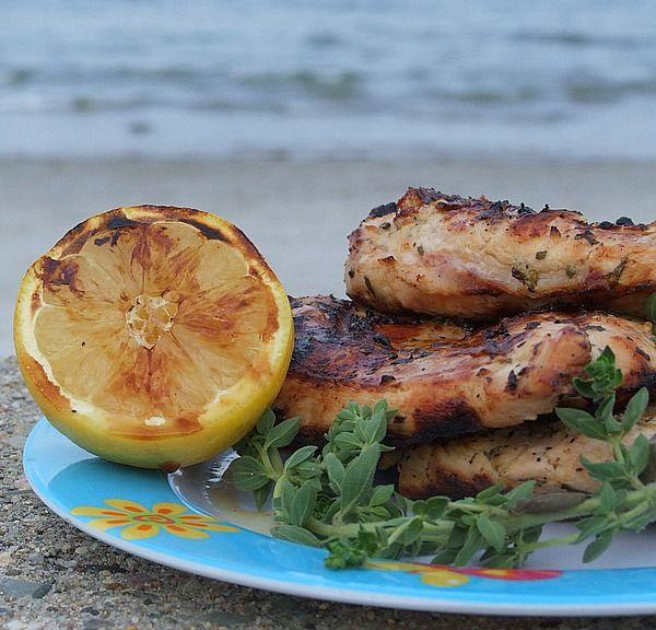 10 Very Easy, Delicious And Marinated Grilled Chicken Recipes