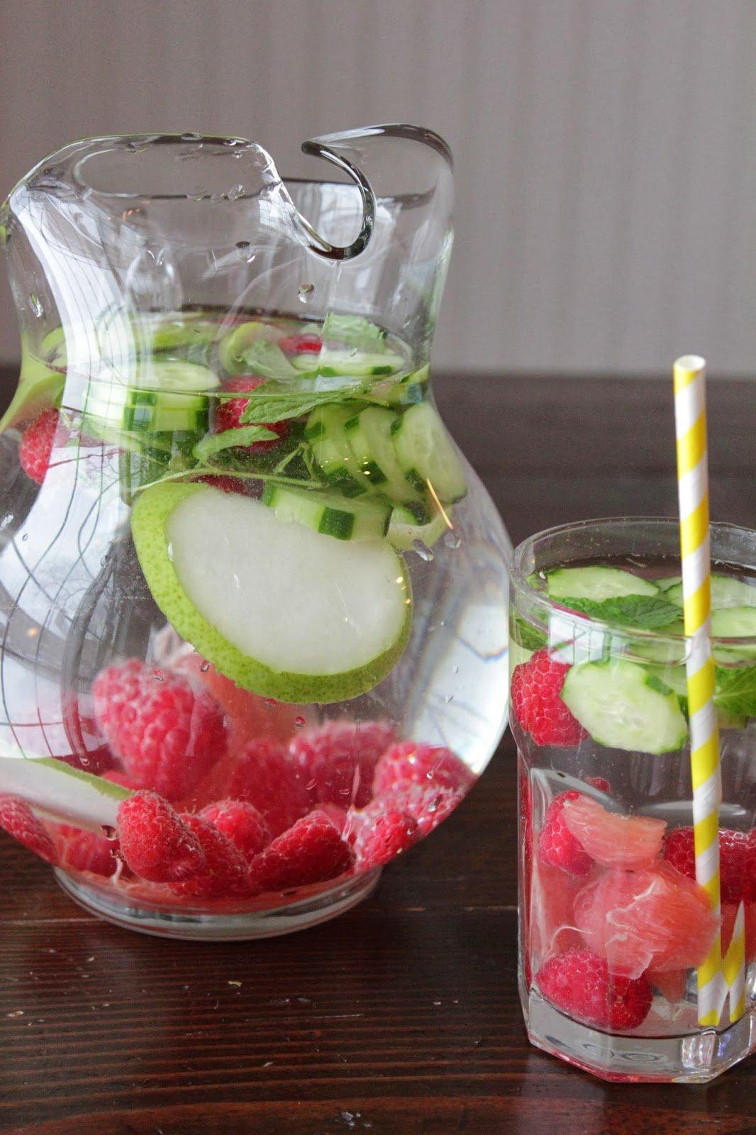 12 Delicious Detox Waters That Will Refresh Your Body and Burn Fat