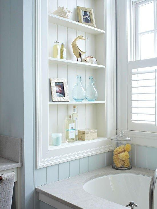 Awesome High Amp Low 3Tier Bathroom Storage  Small Space Solutions
