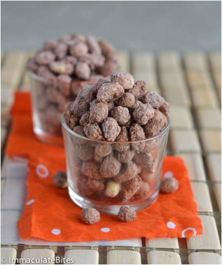 Groundnut Sweet( Sugar Peanuts aka Candied nuts)