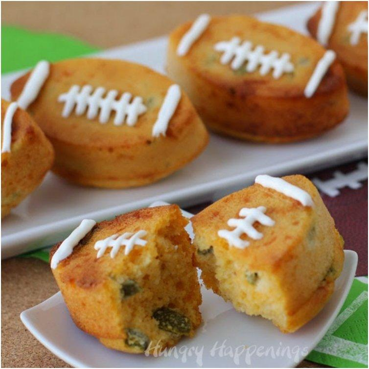 33 Snacks And Sweets Recipes For A Fun Super Bowl Party Menu