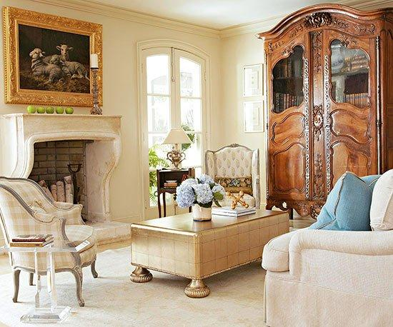 Country French Decorating Ideas for Your Home