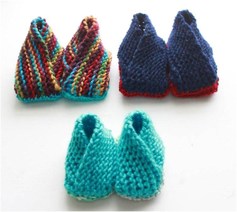how to make baby sandals