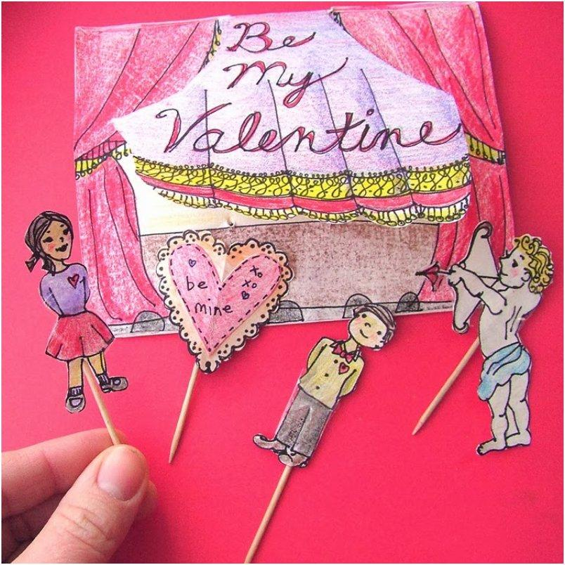 Have Family Fun With These 18 Valentine S Day Kids Crafts