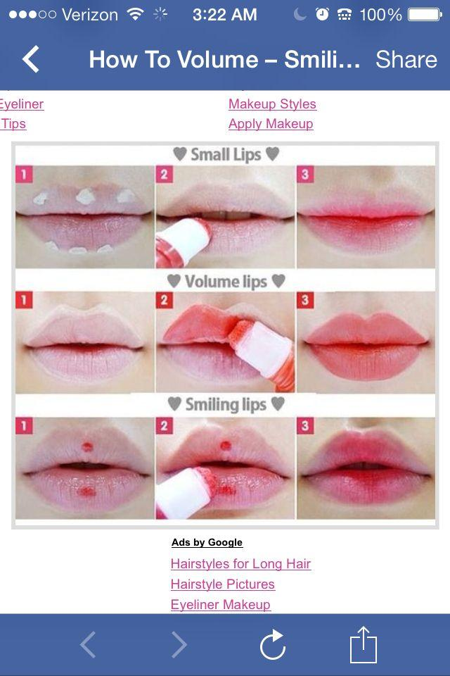 how to naturally grow bigger lips