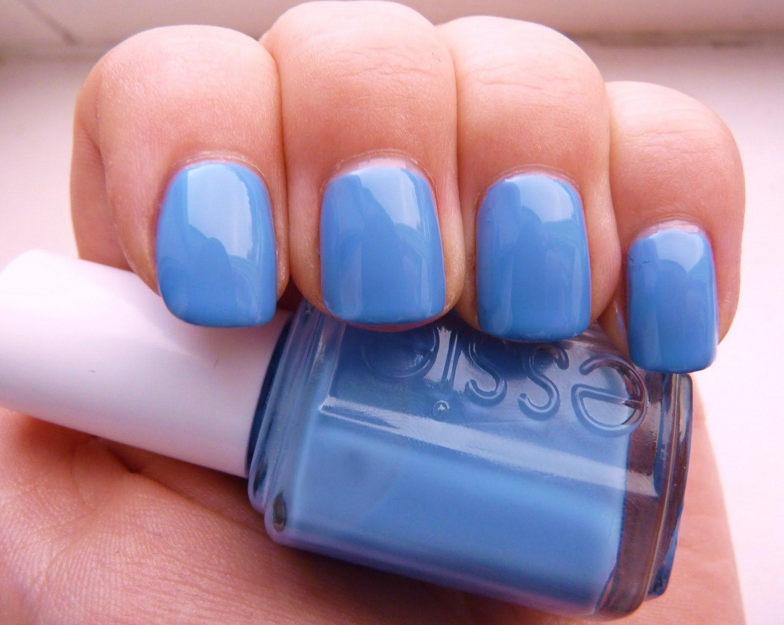 Starrily Heart of the Ocean - Blue Holographic Nail Polish