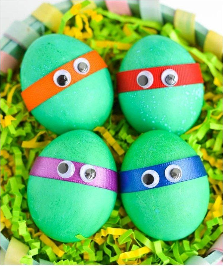 Your Eggs Into 21 Cute Characters. The Kids Will Love It
