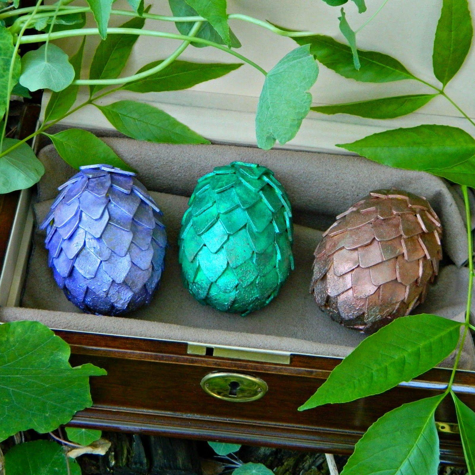 26 Alternative Ways To Make Decorative Easter Eggs
