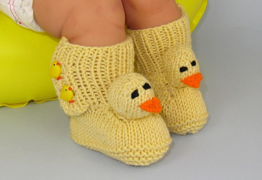 21 Free Crochet And Knitting Patterns For Your Babys ...