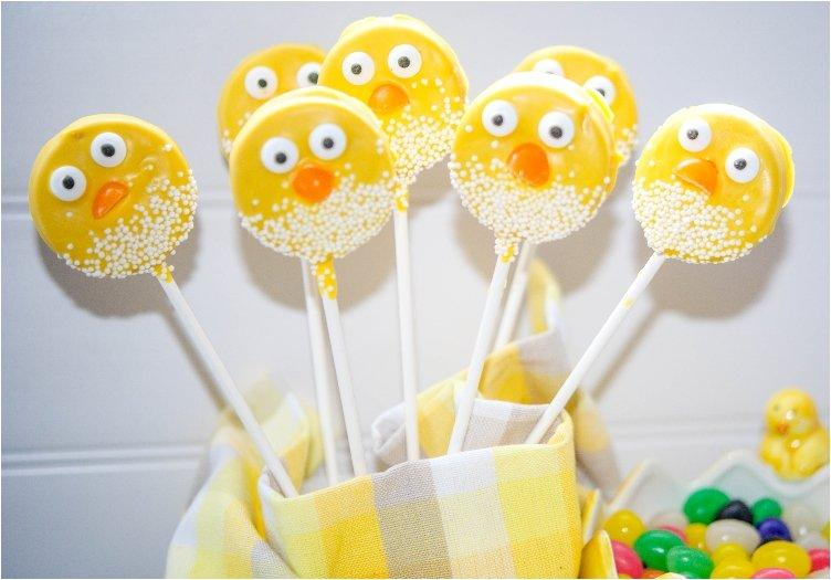 easter-chick-oreo-pops