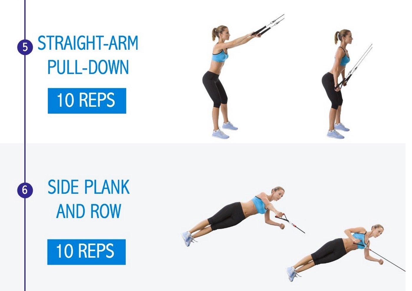 The Complete Workout Guide: How to Get Rid of Back Fat in the Next 90 Days