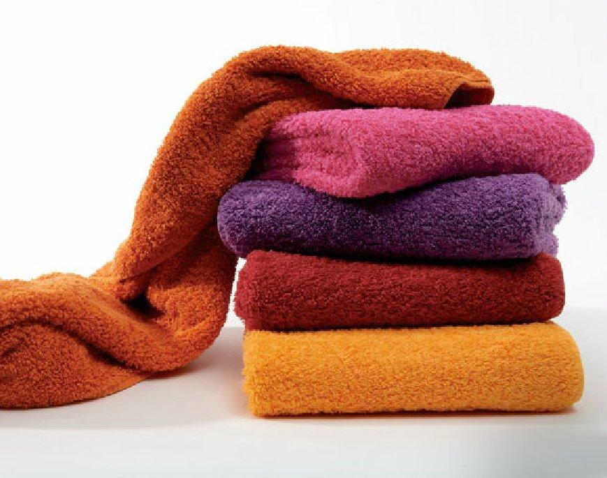 how to wash new towels before use