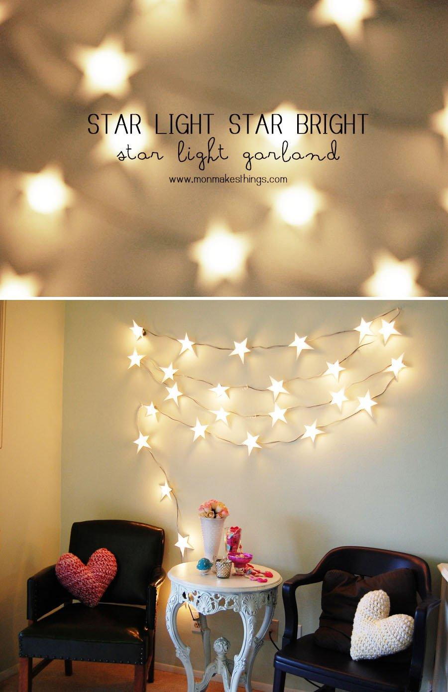 String Light Décor Ideas You Can DIY Throughout the Year