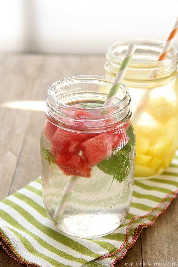 Healthy Fruit-Based Waters You Need Right Now