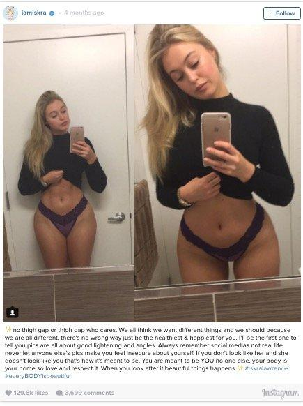 15 Fitness Models Show How Easy it is to FAKE a Fit Body on Instagram