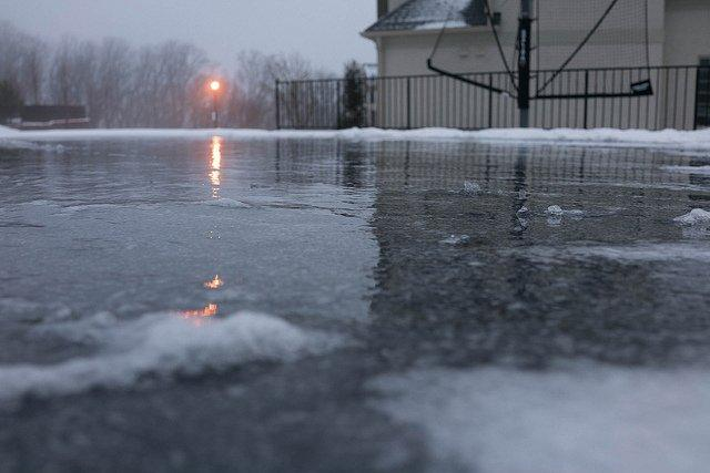 How to Melt Driveway Ice FAST by Mixing Three Simple Ingredients
