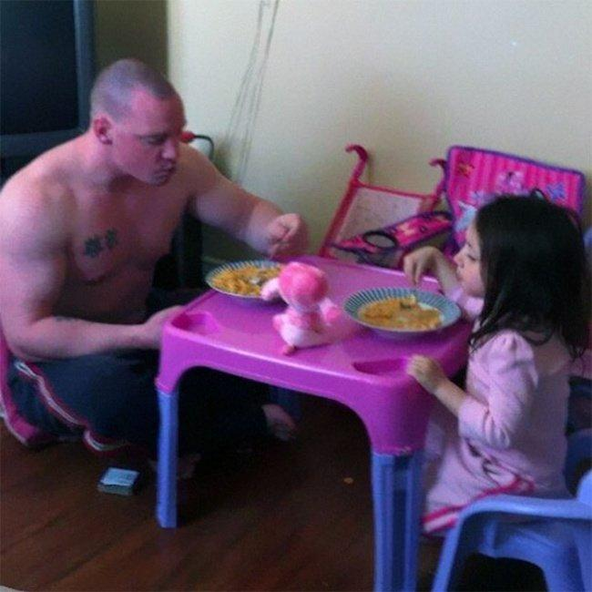 These 17 Dads Should Serve as an Amazing Example