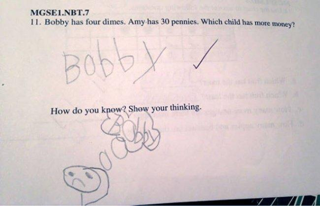 14 Smart Kids Who Take Everything for Granted