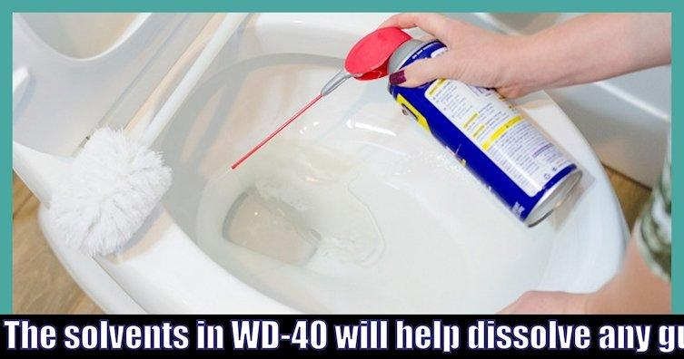 Inspirational Ways To Use Wd 40 Around Your Home