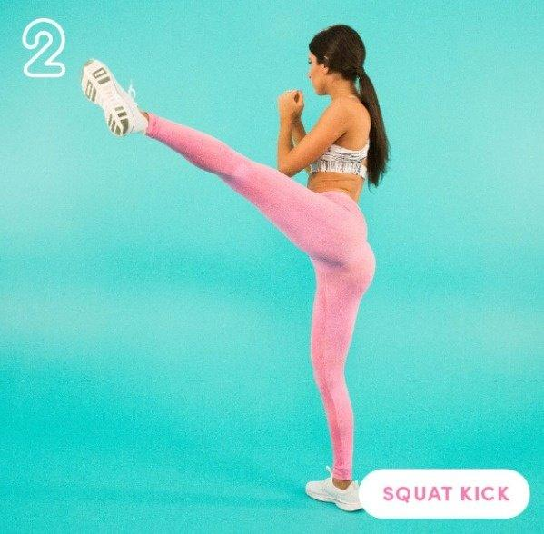7 Home Exercises that Will Fix Your Butt Look