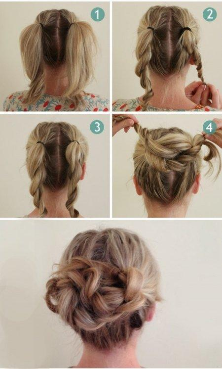 14 Beautiful Hairstyles You Can Finish in 3 Minutes