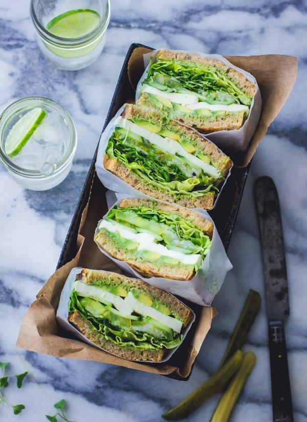 17 Fast & Healthy Lunches for People who are Tired of Salads