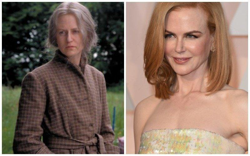 The 17 Celebrities Movie Makeup is So Good You Can't Recognize Them