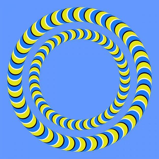 These Optical Illusions Reveal Your Stress Level in 2 Seconds