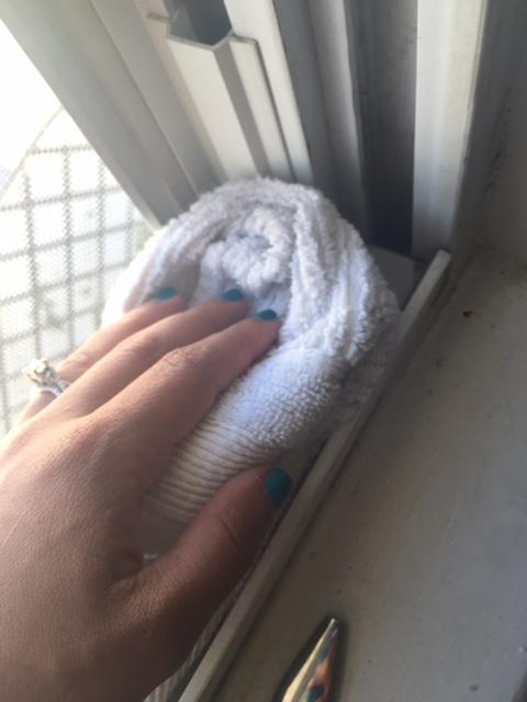 How to Clean Ugly Looking DIRTY Window Tracks Effectively