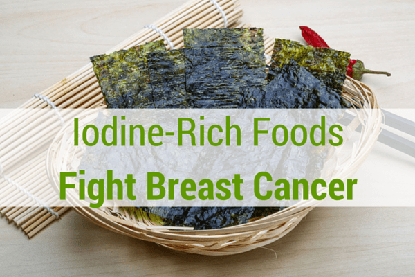 Iodine Deficiency Causes 66% Bigger Breast Cancer Rate in the US