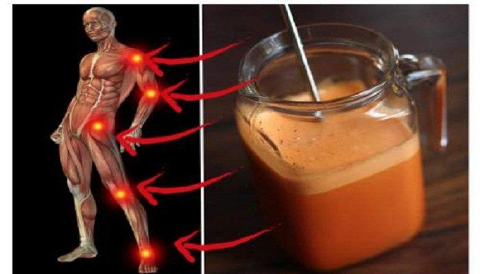 A Ginger Remedy That Strengthens Up Bones and Treats Inflammation