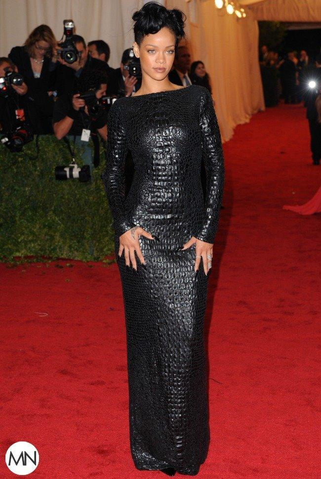 Rihanna S Style Evolution On The Met Gala S Red Carpet