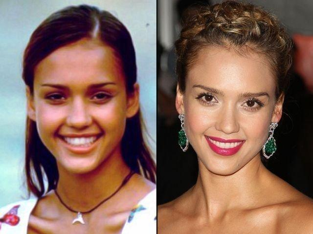 Then & Now Celebrity Photos Show How Time Flies Fast
