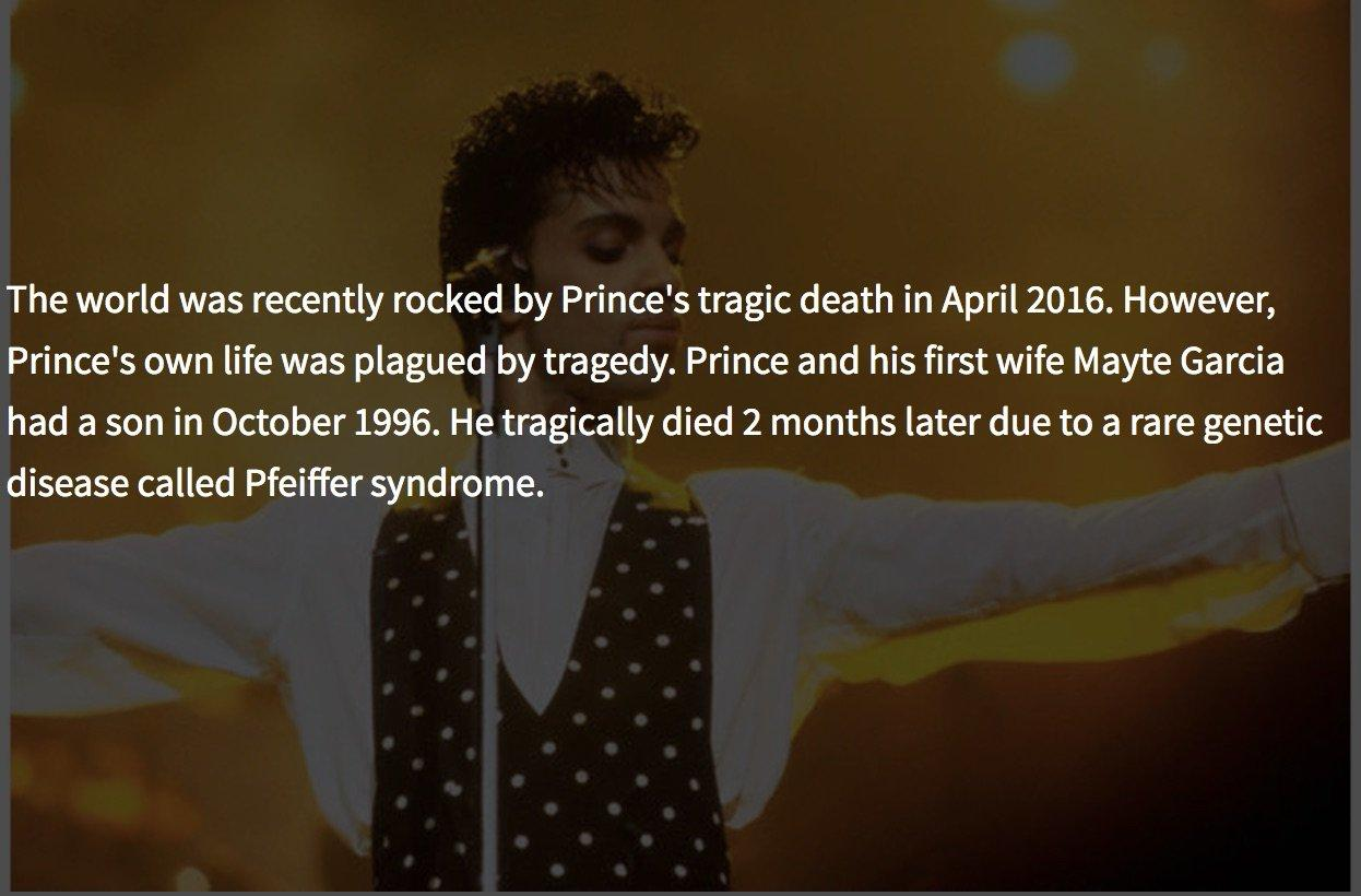Celebrities' Life Tragedies Will Bring Tears to your Eyes