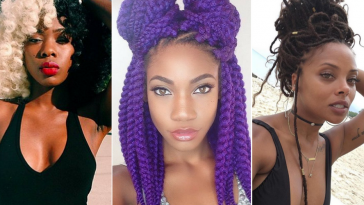 Seven Sexy Summer Hairstyles For Women With Afro Hair