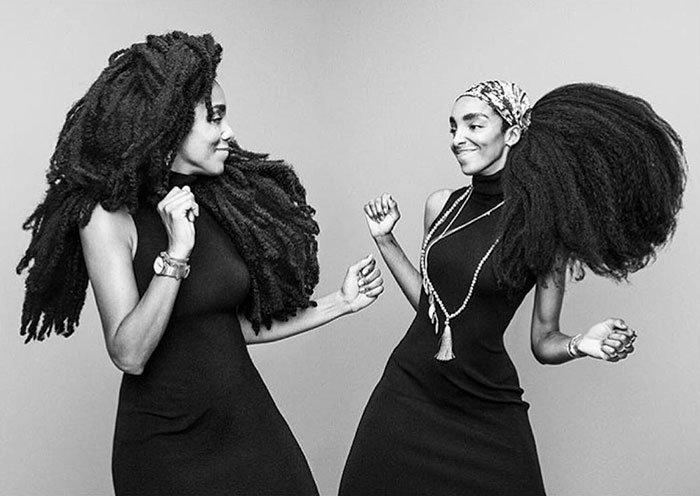 They Were Ashamed Of Their Natural Hair - Now They're Famous For It!