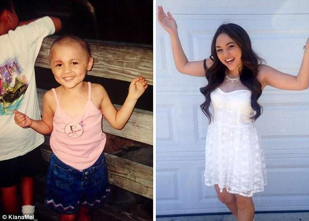 Cancer Survivors Share Incredible Pictures Of Themselves Before And After They Beat The Disease