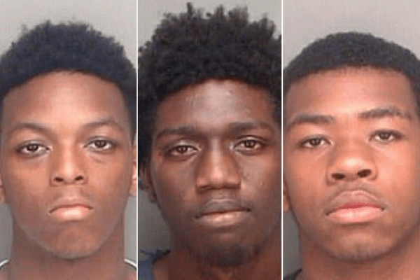 Three Teens Are Killed After Being Filmed Racing Up To 100mph In Two Stolen Cars