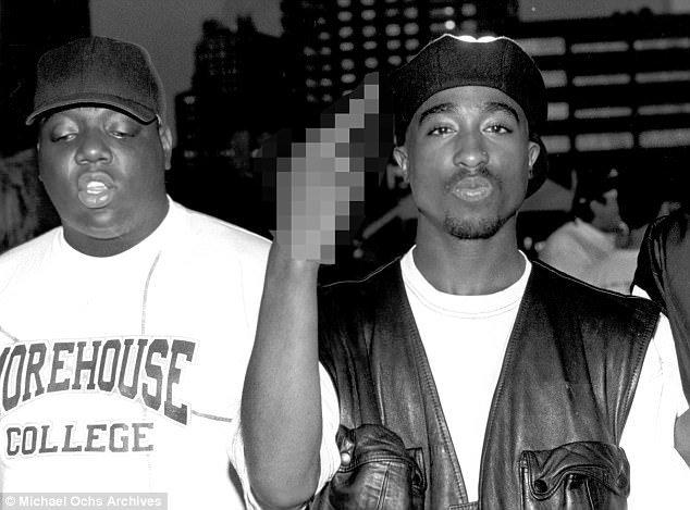 Explosive New Documentary Claims Tupac Knew His Killer On His Deathbed - But Cops Couldn't Be Bothered To Solve The Crime