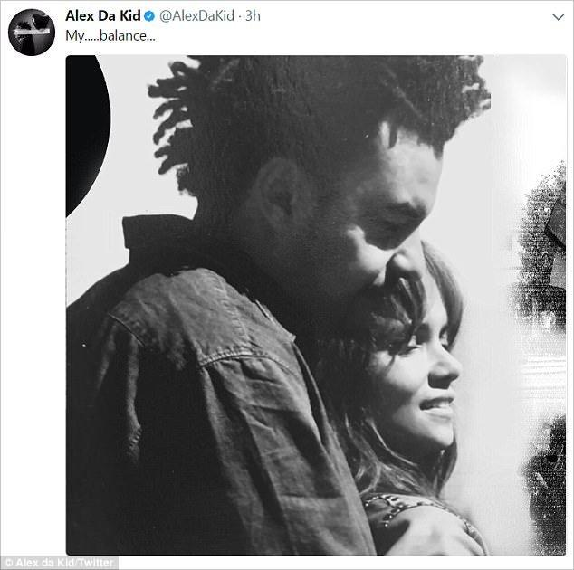 Halle Berry Confirms New Romance With Music Producer Alex da Kid On Instagram