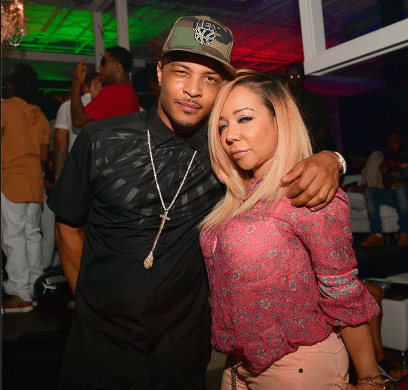 Tiny Addresses Reconciliation Rumors And Says She And T.I. Are Figuring Things Out