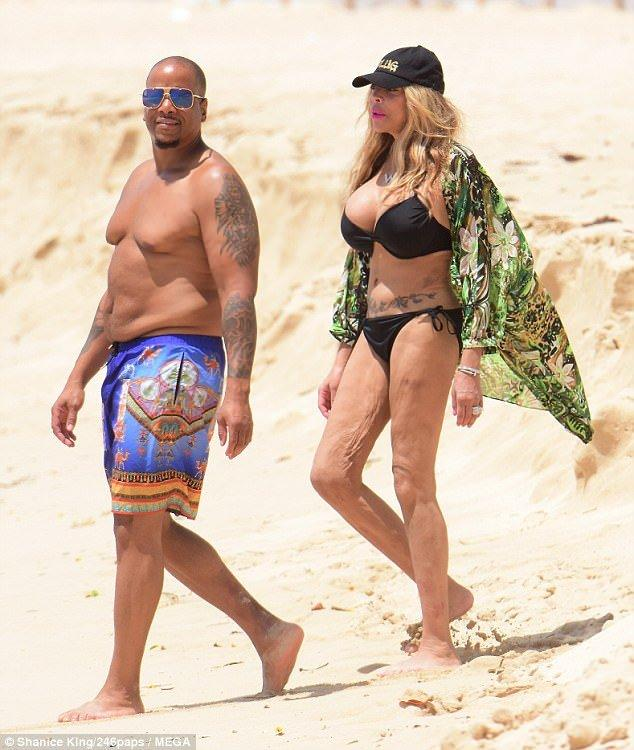 Daily Mail Investigation Allegedly Uncovers Evidence That Wendy Williams' Husband Is Living A Double Life