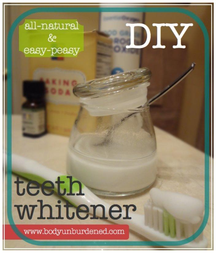 10 Easy And Effective Recipes For Whitening Your Teeth At Home