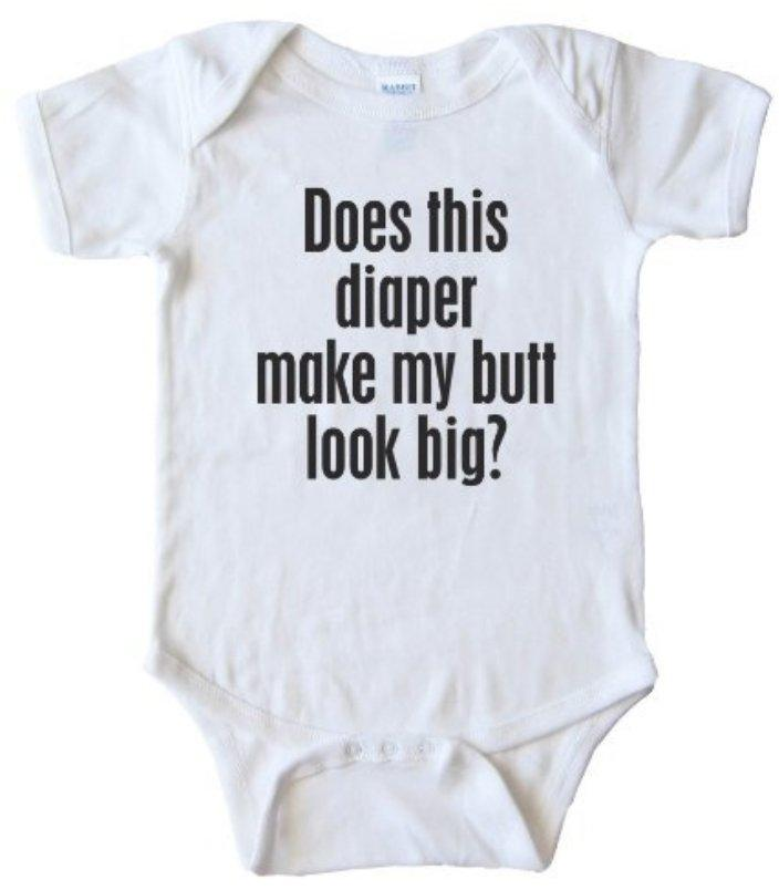 45 Funny Baby Onesies With Cute And Clever Sayings