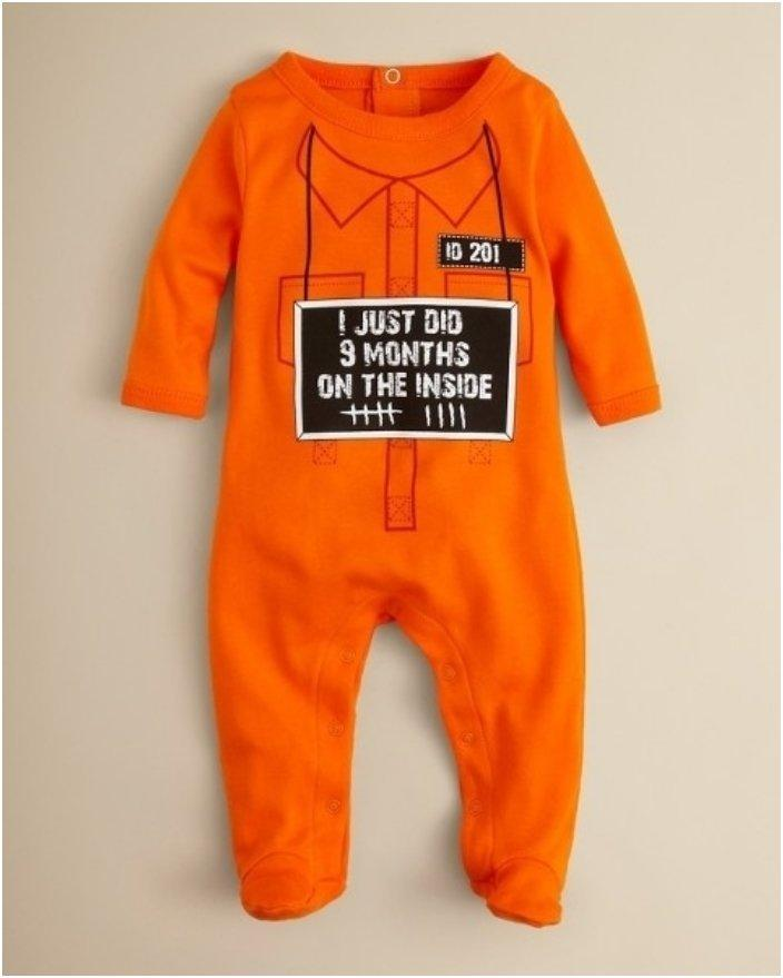 45 Funny Baby Onesies With Cute And [Clever Sayings]